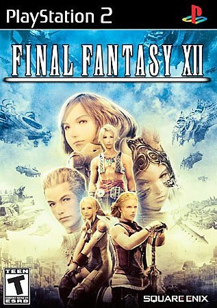 PlayStation 2 FINAL FANTASY XII - 2 Final Playstation Fantasy