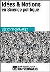Dictionnaire des Id�es & Notions en S...