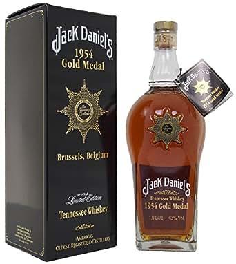 jack daniels 1954 gold medal limited edition whisky epicerie. Black Bedroom Furniture Sets. Home Design Ideas