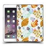Head Case Designs Offizielle Kristina Kvilis Gold Gemischte Muster Soft Gel Hülle für iPad Air 2 (2014)