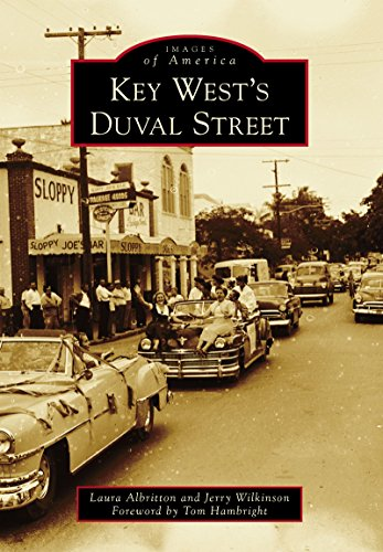 Key West's Duval Street (Images of America) (English Edition)