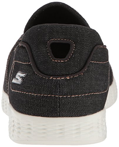 Skechers Herren On-The-Go Glide-Success Slip Sneaker Blau (Dark Denim)