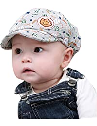 ed2cd23e8da0 Covermason Bébé Enfant Fille Garçon Bande Chapeau de Béret Culminé ...