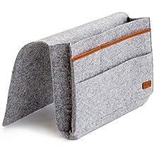 ... College habitación dormitorio, Litera o desván camas, sofá – bajo colchón bolsa de soporte para libro, ordenador portátil, Tablet, ...