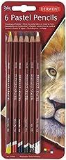 DERWENT Pastel Pencils Blister (Set of 6)