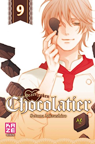 Heartbroken Chocolatier Vol.9
