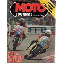 MOTO JOURNAL [No 462] du 29/05/1980 - COMPARATIF : 175 ENDURO . PE SUZUKI-IT YAMAHA. SPECIAL GRAND PRIX DE FRANCE.