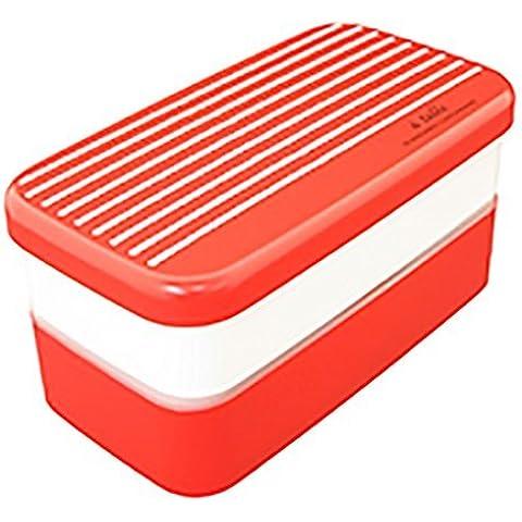 vernice tavolo a due stadi lunch box 500ml (con la