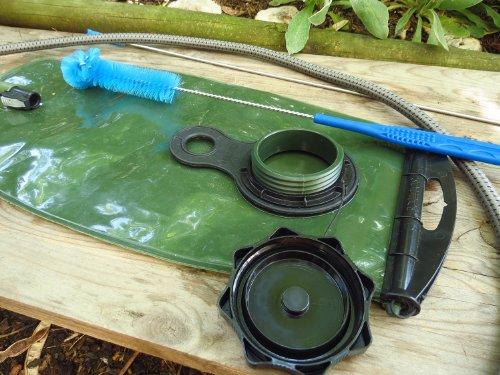 Fibega Robustes Reinigungsset für Trinksysteme, 3teilig, spülmaschinenfest - 7