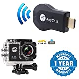 Best Low Light Camcorders - Drumstone Anycast DLNA Airplay WiFi Display TV Dongle Review