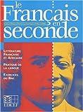 Le français en seconde