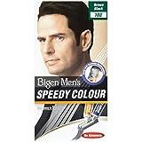 Bigen Men's Speedy Colour (Brown Black 102)