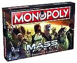 Winning Moves Gioco da Tavolo-Monopoly Mass Effect Edizione da Collezione Versione Italiana, 29292