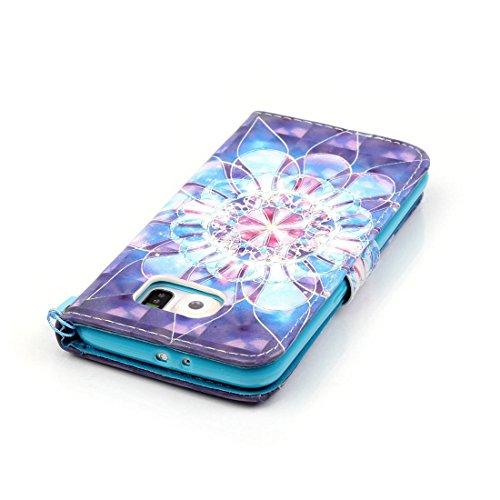 Chreey Coque Apple Iphone 7 (4.7 pouces)(3D-visuel),PU Cuir Portefeuille Etui Housse Case Cover ,carte de crédit Fentes pour ,idéal pour protéger votre téléphone Faceplate