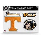 NCAA Tennessee Volunteers Bling Team Magnet Set