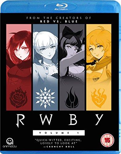 Rwby - Vol 1 [Edizione: Regno Unito] [Blu-ray] [Import italien]