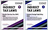 Sodhanis Indirect Tax GST-Customs-FTP 2-Modules set for CA Final May 2019 (470 Illus, 815 MCQ)