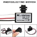 Rokoo 960/5000 AC80-277V Photozelle Dämmerungsschalter Photo Control Eye Schalter Unterputz