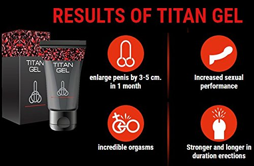 titan gel inhaltsstoffe
