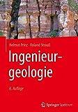 Ingenieurgeologie - Helmut Prinz, Roland Strauß
