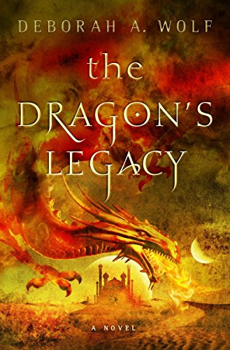The Dragon's Legacy (The Dragons Legacy Book 1)