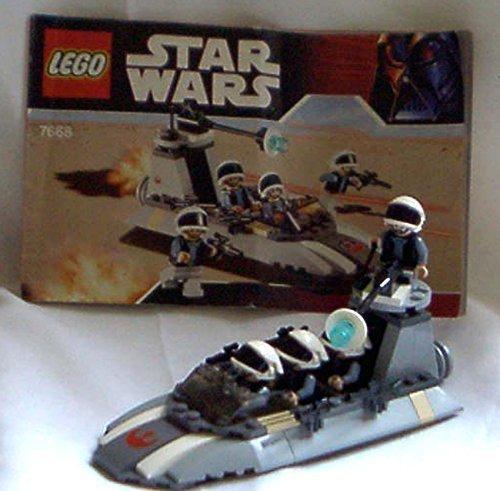 LEGO STAR WARS - Minifigur REBEL SCOUT TROOPER - Rebel Scout Trooper -