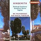 Hindemith: Symphonic Dances/Ragtime/Pittsburg Symphony