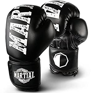 Super Active Sports Martial Boxhandschuhe aus bestem Material für Lange...