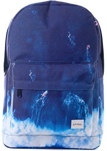 SpiralOG Backpack - OG zaino unisex adulto Surfs Up Blue