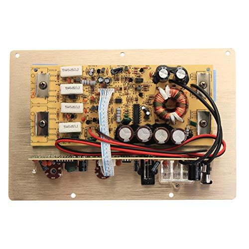 12V 1000W 28Hz~160KHz Car Audio Power Stereo Amplifier Board Bass Subwoofers Amp