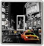 New York & Yellow Taxi Light Switch Sticker Vinyl / Skin cover sw58
