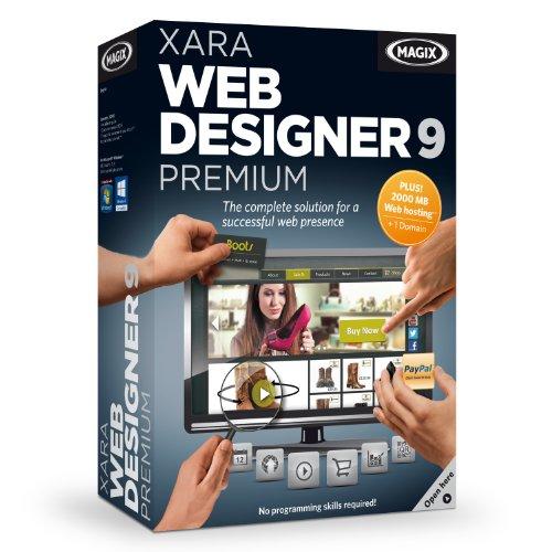 Magix Web Designer 9 Premium PC