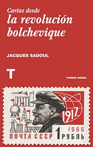 Cartas desde la revolución bolchevique