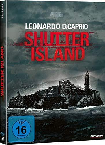 Shutter Island (Blu-Ray Mediabook) Exclusive