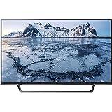 Sony KDL-40WE660 - Televiseur 40'' Full HD LED Smart TV (Motionflow XR 200 Hz, X-Reality PRO, compatible avec HDR, Wi-Fi), noir