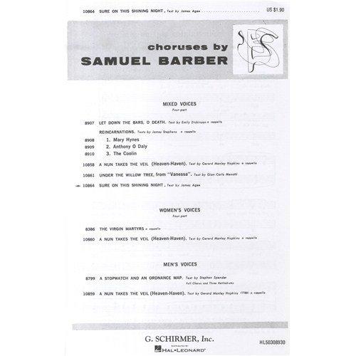 samuel-barber-sure-on-this-shining-night-satb-partituras