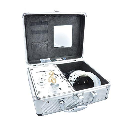 Project E Beauty Diamond Microdermabrasion Dermabrasion Peeling Machine Home and Salon Use