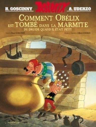 Astérix - Comment Obélix est tombé dans la marmite quand il était petit par Rene Goscinny