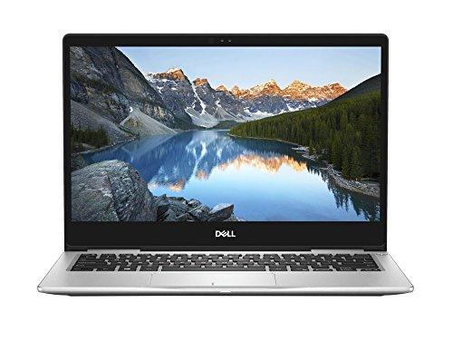Dell Inspiron 13 7370 33,8 cm (13,3 Zoll FHD) Laptop (Intel Core i5-8250U, 8GB RAM, 256GB SSD, Intel UHD 620, Windows 10 Home) platin silber