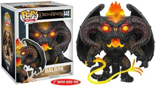 Funko 13556 Lord of The Rings S2 No Actionfigur LOTR/Hobbit: Balrog, Multi, 6 Zoll