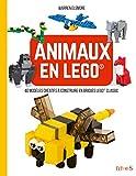 Animaux en lego : 40 modèles créatifs à construire en briques Lego Classic