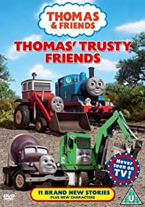 Thomas The Tank Engine And Friends: Thomas' Trusty Friends [DVD]