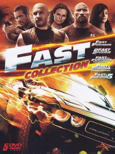 Fast collection [5 DVDs] [IT Import] Preisvergleich