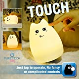 PURETECH BABY Kitten Night Light For Your Kids - Best Reviews Guide
