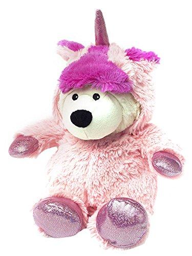 ntelex Cozy Plüsch Einhorn Onesie Schaf Vollständig Microwavable Beheizbare Soft Toy (Creme Schaf)