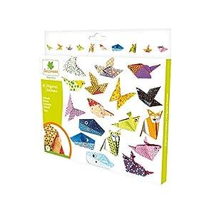 Darpeje Origami Animales Sycomore Faujas (CRE44011), Multicolor (1)