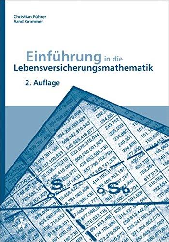 Einführung in die Lebensversicherungsmathematik