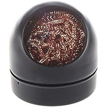 SODIAL(R) Limpieza de punta de hierro del soldador Bola de limpiador de boquilla de alambre con sostenedor de almacenamiento