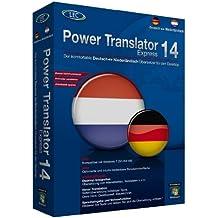 Power Translator 14 Express - Deutsch-Niederländisch (Mini-Box) [Importación alemana]