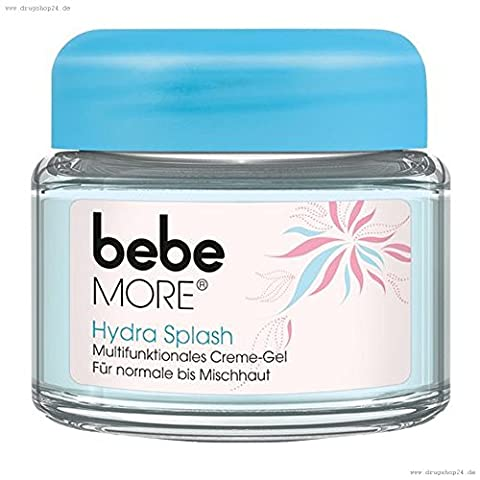 BeBe More Hydra Splash Creme-Gel, 50ml